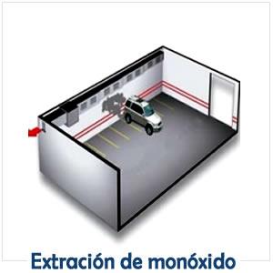 EXTRACCIÓN DE MONÓXIDO